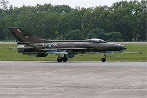 Chengdu J-7 - Myanmar Air Force Chengdu F-7M