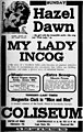 Myladyincog - 1916 - newspaper.jpg
