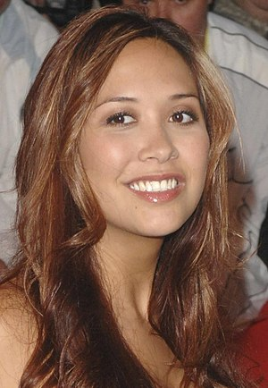 Myleene Klass - Klass attends the Greatest Britons Awards of 2007