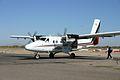 N128WJ DHC-6 Twin Otter Skydive Arizona (8392196540).jpg