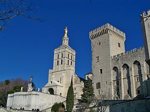 Roman Catholic Archdiocese of Avignon - Avignon Cathedral