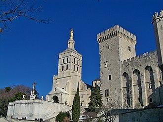 Roman Catholic Archdiocese of Avignon - Avignon Cathedral