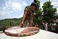 NEWAH WASH water project in Puware Shikhar, Udayapur District, Nepal. (10710557173).jpg