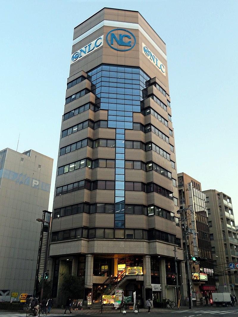 本社が置かれるNLC新大阪6号館