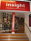 Insight entrance
