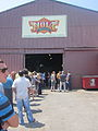 NOLA Brewery May 2012 Beer Line.JPG