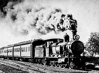 New South Wales C30T class locomotive - Class C30T Locomotive