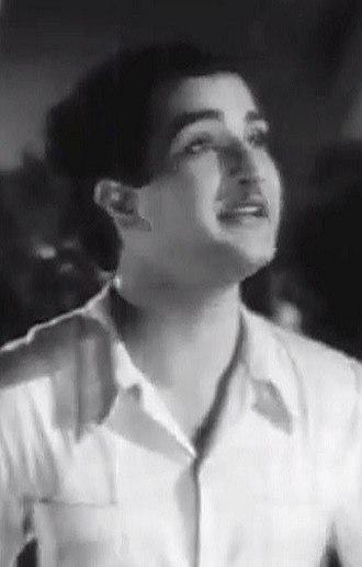 N. T. Rama Rao - N. T. Rama Rao in Missamma.
