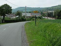 Nabringhen - Panneau d'entrée.JPG