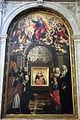 Naddo Ceccarelli, Madonna col Bambino (1350-90 ca.), attorno gloria di dio e santi di crescenzio gambarelli (1610 ca.), 02.JPG