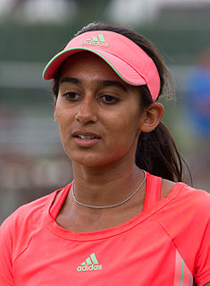 Naiktha Bains Australian-British tennis player