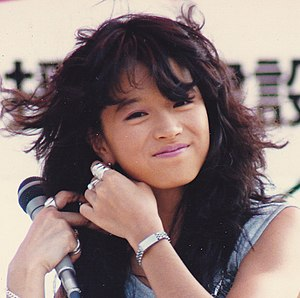 1980s in Japan - Akina Nakamori