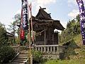 Nakayama-jinja (Tsuyama) massha Soushinden.JPG