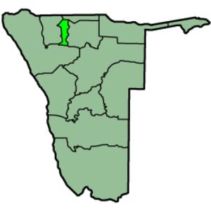 Oshana Region - Image: Namibia Regions Oshana 250px