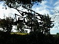 Nandor Glid Monument to Dachau victims at Yad Vashem1.jpg