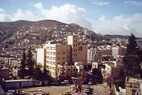 View of Nablus