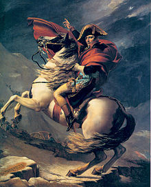 napoleon cruzando
