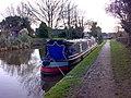 Narrowboat at Alrewas - geograph.org.uk - 888712.jpg