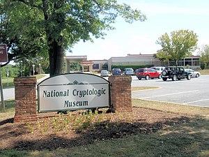 National Cryptologic Museum - Image: National Cryptologic Museum