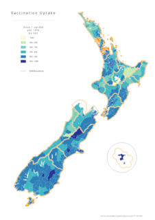 COVID-19 vaccination in New Zealand Ongoing COVID-19 vaccine programme in New Zealand