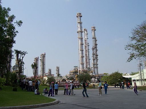 Natural gas separation plants
