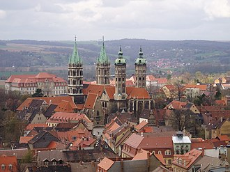Naumburg - Naumburg Cathedral