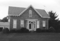 Nelson Burr home near Carbondale, Indiana.png