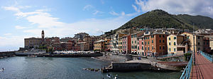 Nervi - The Porticciolo of Nervi