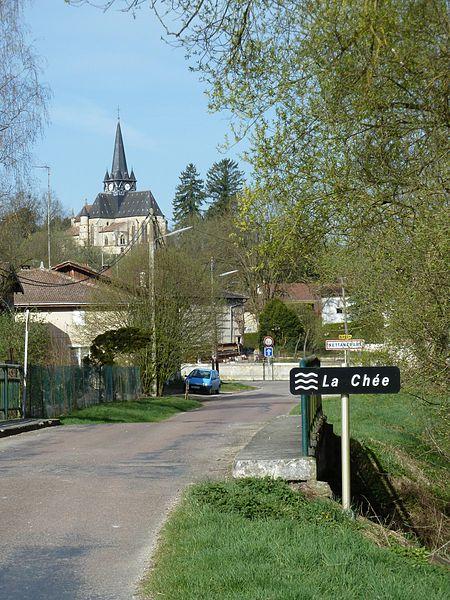 Nettancourt eglise