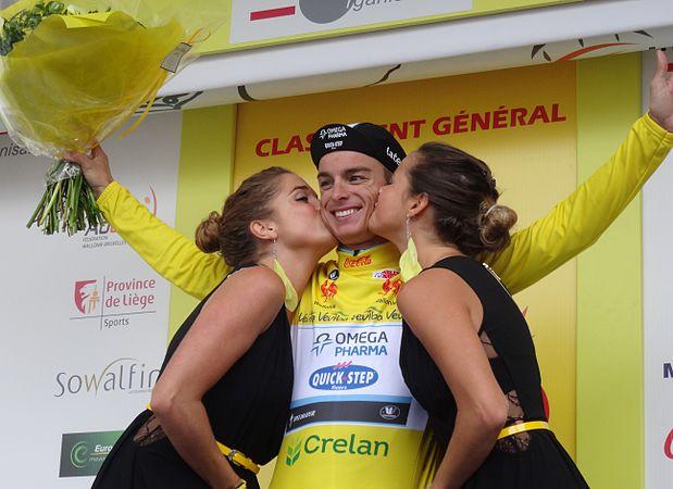 Neufchâteau - Tour de Wallonie, étape 3, 28 juillet 2014, arrivée (E16).JPG