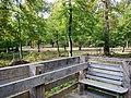 Neuweiler Viehweide (historisches Waldweidgebiet, auf 6 Hektar werden jüngere Bäume zurückgedrängt, die 350 Jahre alten Eichen sind wieder freigestellt) bei dem Museums Radweg, Würm.Rad.Weg - Heckengäu Natur Nah - panoramio.jpg