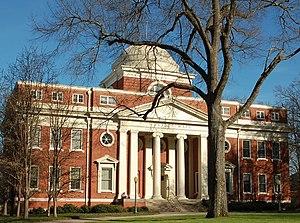Presbyterian College - Neville Hall