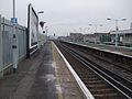 New Cross Gate stn northbound slow look north2.JPG
