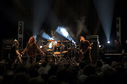 New Model Army - Berlin 2008