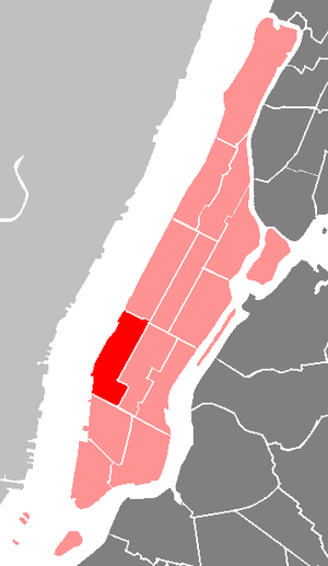Manhattan Community Board 4 - Community Board 4