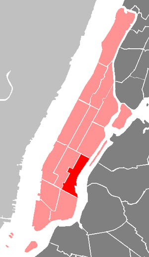 Manhattan Community Board 6 - Community Board 6