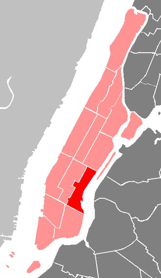 Manhattan Community Board 6 - Community Board 6