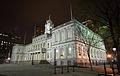 New York City Hall at night.jpg