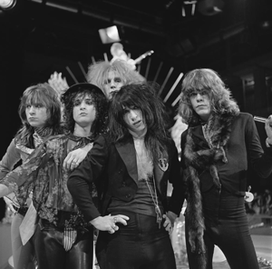 Too Much Too Soon (album) - The New York Dolls in 1973