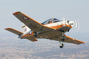 PAC CT/4 Airtrainer - RAAF CT-4 in flight