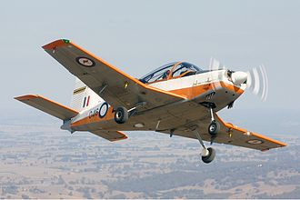 PAC CT/4 Airtrainer - RAAF CT-4 in flight