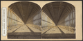Niagara Suspension Bridge passenger-way, from Robert N. Dennis collection of stereoscopic views.png