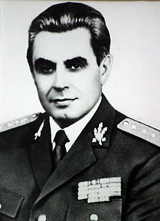 Nicolae Militaru Romanian general and politician
