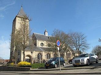 Nieuwstadt - Nieuwstadt, church: Sint Johannes de Doperkerk