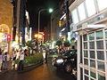 Night in Sannomiya, Kobe field No,1 in 2013-6-19.JPG