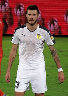 Nikita Rukavytsya Australian soccer player