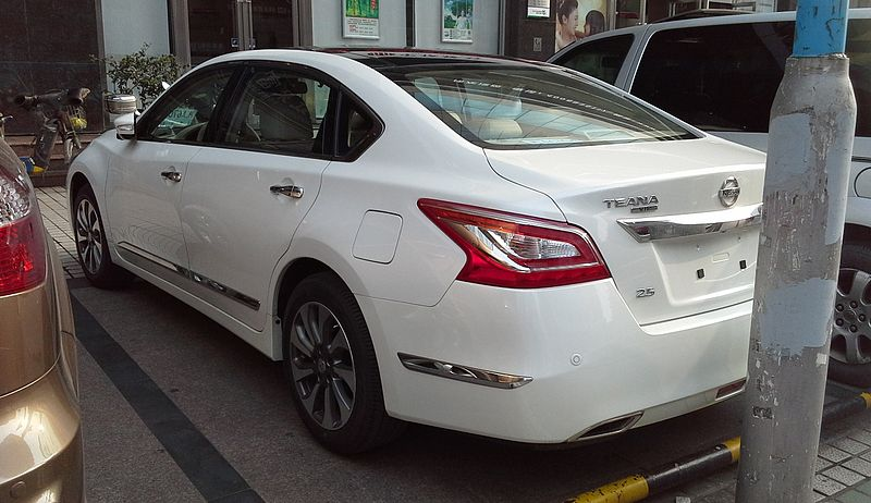 Nissan Altima Build Your Own