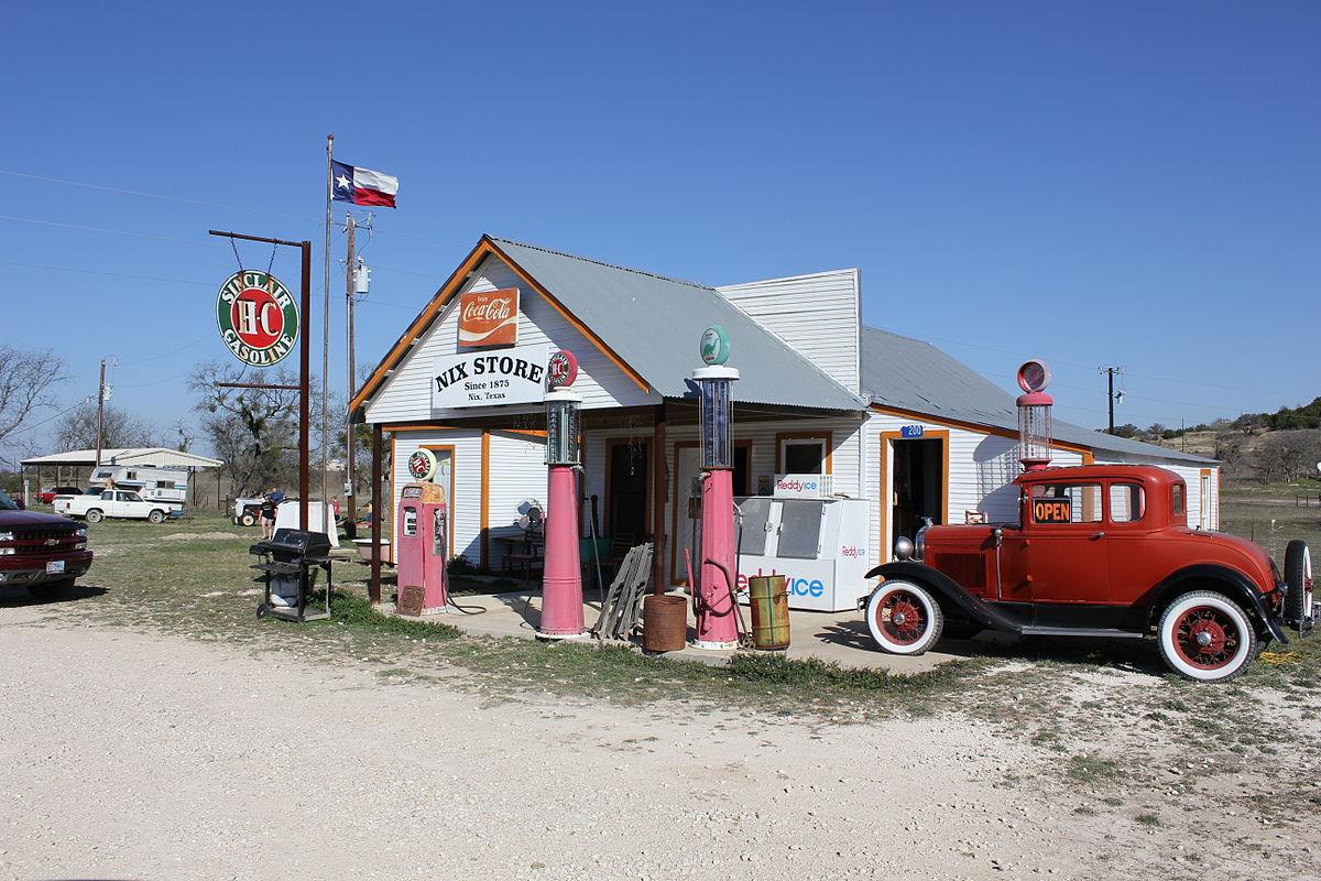 Nix Texas Wikipedia
