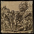 Noah in his drunkenness being exposed by Ham. Wellcome L0075420.jpg