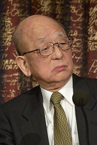 Akira Suzuki (chemist) - Suzuki in 2010